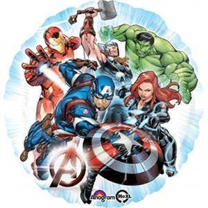 Avengers folieballon 45 cm