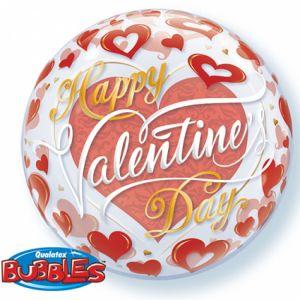 Valentijn bubble 56 cm