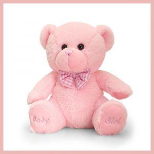 Keel Toys Pluche -  Knuffelbeer -  20 cm