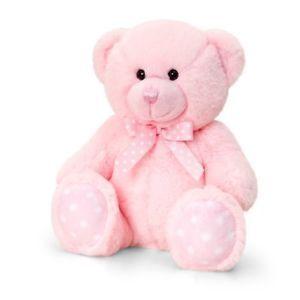 Keel Toys Pluche - Knuffelbeer - 25 cm